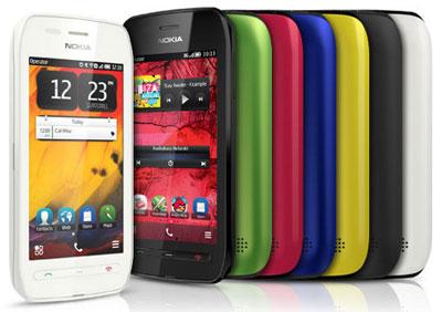 Nokia ������ �������� ��������� 603