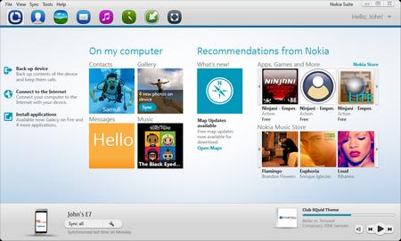Nokia Suite 3.2