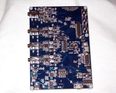 По мнению Quickfilter Technologies, недорогой звуковой процессор  QF3DFX может найти применение в планшетах