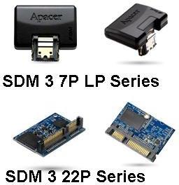 Модульные SSD Apacer SDM 3