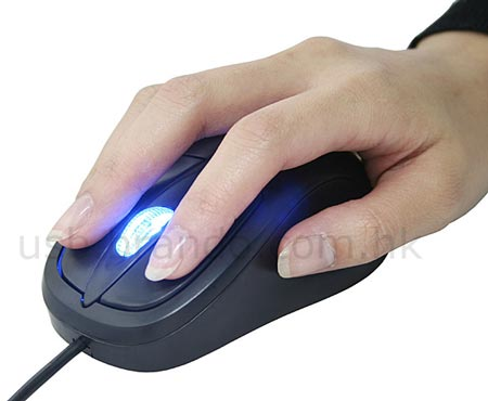 Мышь USB Warmer Mouse