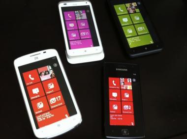 смартфоны с Windows Phone