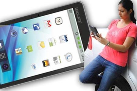 Индийские учащиеся смогут купить семидюймовые планшеты за $22