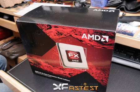 �������� �������� ���������� AMD FX-8150
