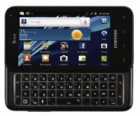 Смартфон Samsung Captivate Glide