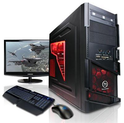 CyberPower включает процессоры AMD FX в конфигурацию игровых ПК