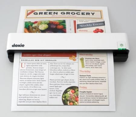 Портативный сканер Doxie Go