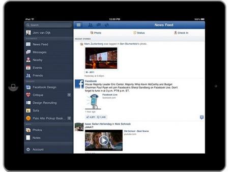acebok для iPad