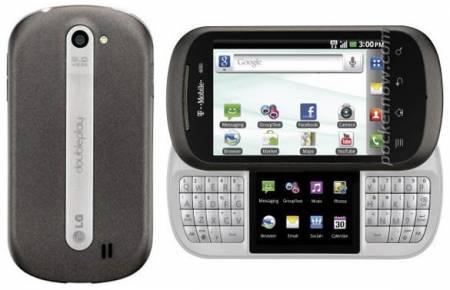 Смартфон LG Doubleplay