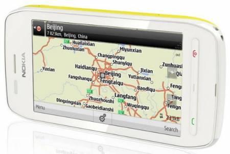 Смартфон Nokia 603