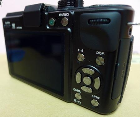 камера Panasonic Lumix GX1
