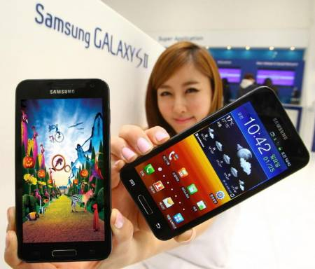 Смартфон Samsung Galaxy S II HD