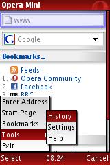 Opera Mini J2ME