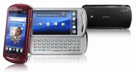 Смартфон Sony Ericsson Xperia pro