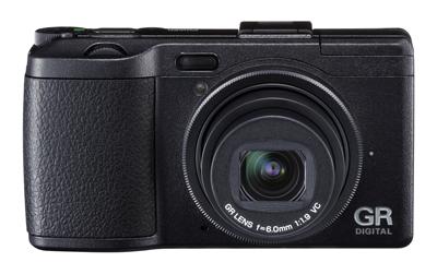 Камера Ricoh GR DIGITAL IV