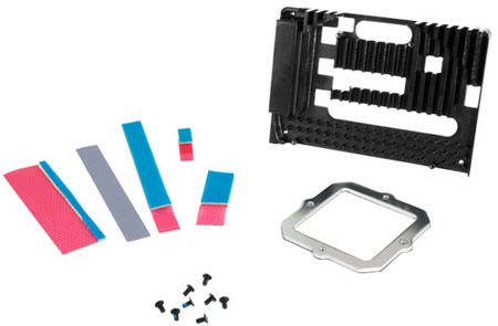 Extreme Cooling Bracket for GTX 580 Classified
