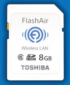Toshiba FlashAir