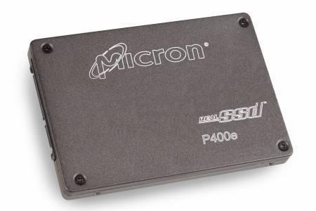 Твердотельные накопители Micron RealSSD P400e