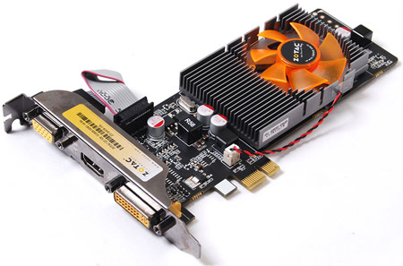ZOTAC GeForce GT 520 PCI Express x1