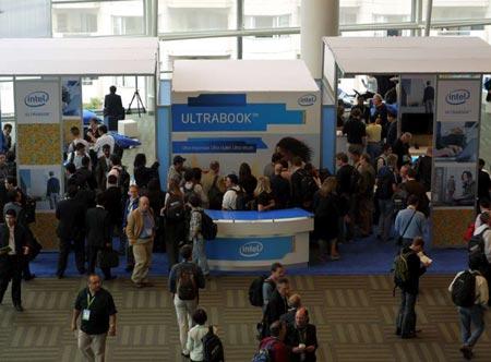 IDF 2011: ультрабуки и Ultrabook