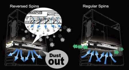 ���������� MSI Dust Removal