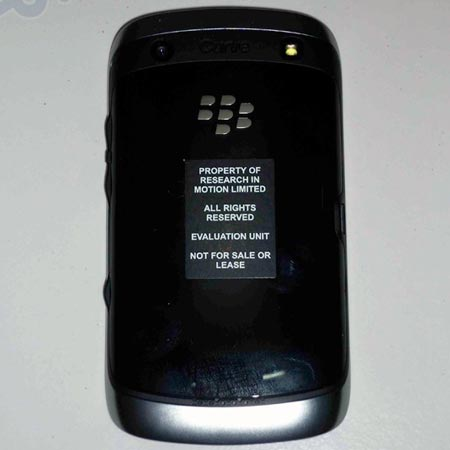 смартфон BlackBerry Curve Touch 9380
