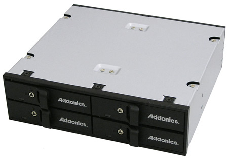 "Addonics 2,5"" Snap-In Disk Array"