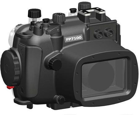 Fantasea Line анонсирует выпуск подводного бокса для камеры Nikon COOLPIX P7100