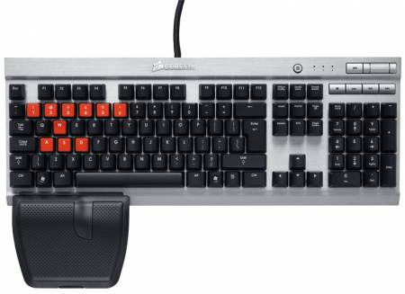 Игровая клавиатура Corsair Vengeance K60
