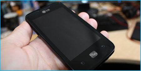 LG Univa E510