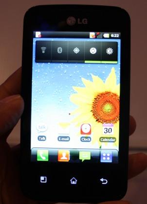 LG E510F (Univa)