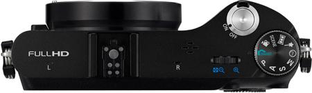 Беззеркальная камера Samsung NX200