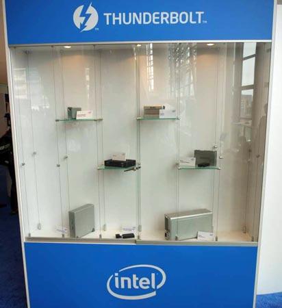 IDF 2011: Устройства с поддержкой Thunderbolt — хранилища