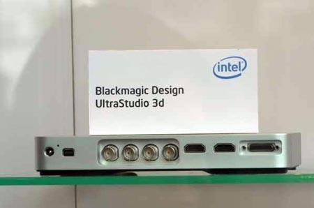 устройства с поддержкой Thunderbolt компании Blackmagic Design