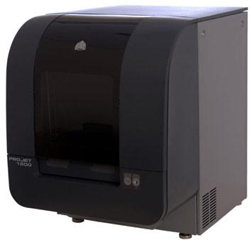 принтер 3D Systems ProJet 1500