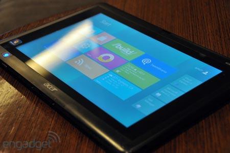 планшет на AMD Fusion с ОС Windows 8