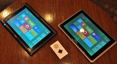 планшеты на AMD Fusion с ОС Windows 8