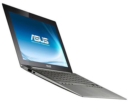 Цена  ASUS UX21 в Европе: дороже $1000, но дешевле MacBook Air