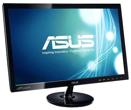 В мониторах ASUS VS209H, VS229H и VS239H используются панели типа IPS