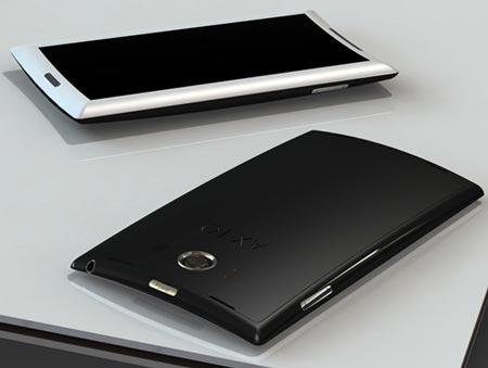 Дизайнер придал смартфону форму, удобную для ношения в кармане