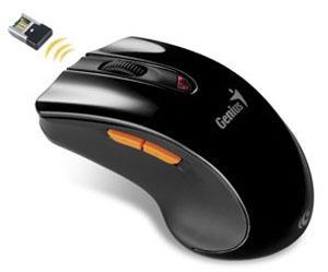 Ассортимент Genius пополнила беспроводная мышь DX-L8000