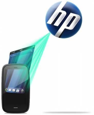 HP ��������� webOS ����