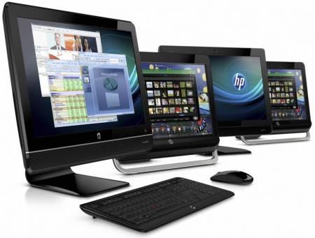 Моноблочные ПК HP TouchSmart
