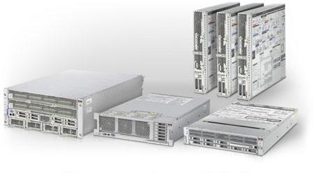 Oracle выпускает серверы SPARC T4 нового поколения