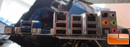Системная плата Intel DX79SI