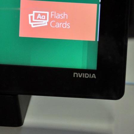 референсный образец планшета на платформе NVIDIA Kal-El с ОС Windows 8