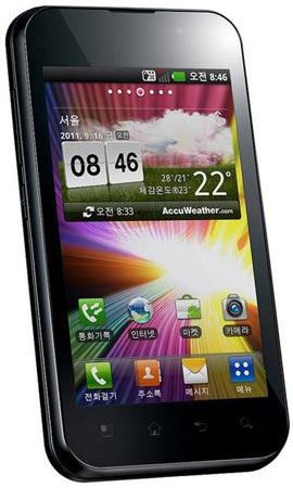 Смартфон LG Optimus Q2