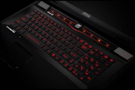 Игровой ноутбук MSI GT780DX