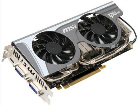 MSI �������� GeForce GTX 560 Ti 2 �� ������ � ����������� Twin Frozr II