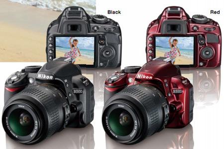 ������ Nikon D3100 � ������� �������� �����